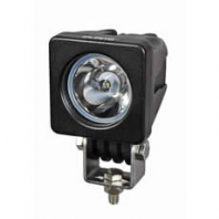 DURITE <BR>Compact LED Spot Lamp - Black, 1 x 10W 12/24V<br>ALT/0-420-51